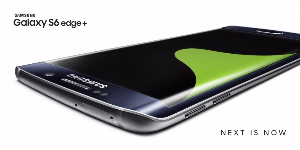 1. Galaxy S6 edge+_Black Sapphire_OOH